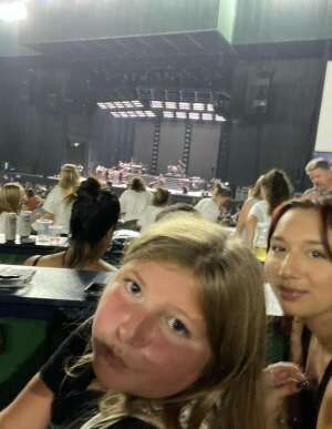 Michael attended Jonas Brothers: the Remember This Tour on Aug 28th 2021 via VetTix