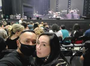 Janus Diez attended Jonas Brothers: the Remember This Tour on Aug 28th 2021 via VetTix