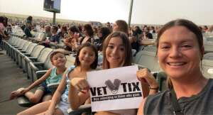 Sam X. attended Jonas Brothers: the Remember This Tour on Aug 28th 2021 via VetTix