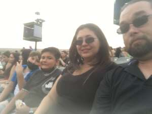 Sanchez Family  attended Jonas Brothers: the Remember This Tour on Aug 28th 2021 via VetTix