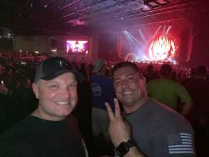 Michelle Steppe attended Kegl's Bfd W/ the Offspring & Chevelle on Sep 5th 2021 via VetTix