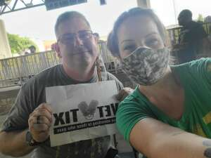 David attended Kegl's Bfd W/ the Offspring & Chevelle on Sep 5th 2021 via VetTix