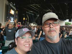 Gary M.  attended Kegl's Bfd W/ the Offspring & Chevelle on Sep 5th 2021 via VetTix
