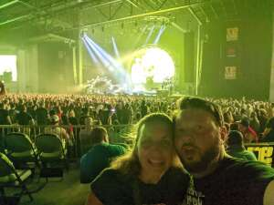 George attended Kegl's Bfd W/ the Offspring & Chevelle on Sep 5th 2021 via VetTix