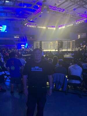 JD Flemal attended Light-heavyweight Championship 115 on Sep 24th 2021 via VetTix