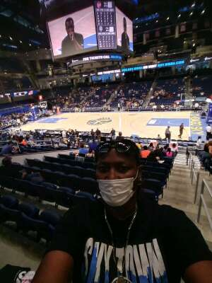Love this game attended Chicago Sky vs. Indiana Fever - WNBA on Sep 19th 2021 via VetTix