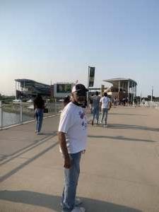 Brad Grimes attended Baylor University Bears vs. Texas Southern University Tigers - NCAA Football on Sep 11th 2021 via VetTix