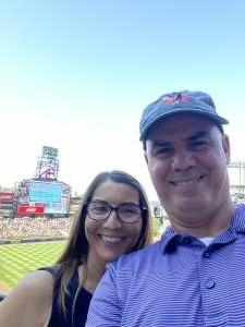 Spence S attended Colorado Rockies vs. Atlanta Braves on Sep 5th 2021 via VetTix