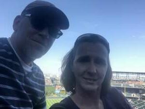 KB attended Colorado Rockies vs. Atlanta Braves on Sep 5th 2021 via VetTix