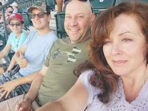 Jeremy attended Colorado Rockies vs. Atlanta Braves on Sep 5th 2021 via VetTix