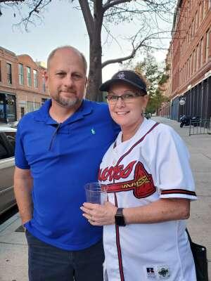 Eric attended Colorado Rockies vs. Atlanta Braves on Sep 5th 2021 via VetTix