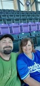Brian attended Colorado Rockies vs. Los Angeles Dodgers on Sep 22nd 2021 via VetTix