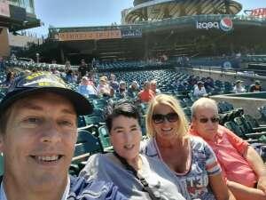 Dan attended Detroit Tigers vs. Oakland Athletics - MLB on Sep 2nd 2021 via VetTix