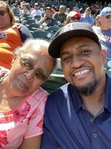 HB attended Detroit Tigers vs. Oakland Athletics - MLB on Sep 2nd 2021 via VetTix