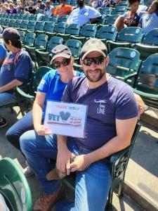 Matthew attended Detroit Tigers vs. Oakland Athletics - MLB on Sep 2nd 2021 via VetTix
