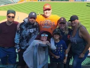 Jerry attended Detroit Tigers vs. Oakland Athletics - MLB on Sep 2nd 2021 via VetTix