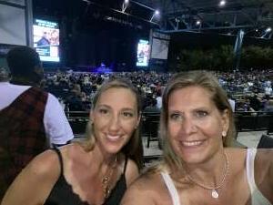 Laurine Payne attended Pitbull: I Feel Good Tour on Aug 31st 2021 via VetTix