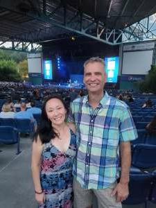 Todd & Jess attended Pitbull: I Feel Good Tour on Aug 31st 2021 via VetTix