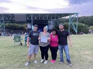 Pit Bull  attended Pitbull: I Feel Good Tour on Aug 31st 2021 via VetTix