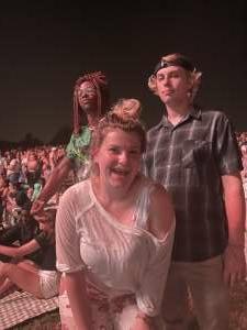 William Young attended Pitbull: I Feel Good Tour on Aug 31st 2021 via VetTix