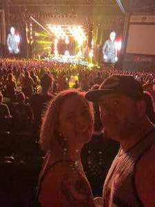 Jorge  attended Pitbull: I Feel Good Tour on Aug 31st 2021 via VetTix