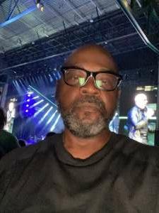 Marco attended Pitbull: I Feel Good Tour on Aug 31st 2021 via VetTix