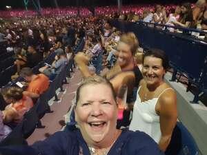L and D Daniels attended Pitbull: I Feel Good Tour on Aug 31st 2021 via VetTix