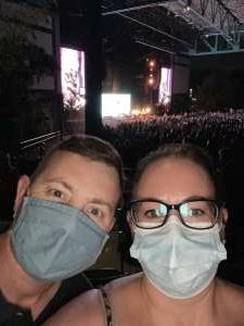 McCarty Family attended Pitbull: I Feel Good Tour on Aug 31st 2021 via VetTix