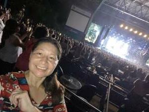 Raquel attended Pitbull: I Feel Good Tour on Aug 31st 2021 via VetTix
