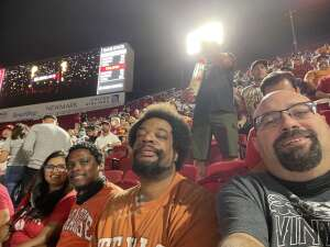 Dave attended USC Trojans vs. Stanford Cardinal - NCAA Football on Sep 11th 2021 via VetTix