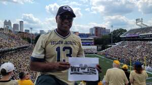 Bishop attended Georgia Tech. Yellow Jackets vs. Kennesaw State Owls - NCAA Football on Sep 11th 2021 via VetTix