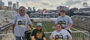 Jim Mcphee attended Georgia Tech. Yellow Jackets vs. Kennesaw State Owls - NCAA Football on Sep 11th 2021 via VetTix