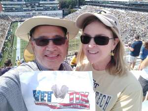 Dale attended Georgia Tech. Yellow Jackets vs. Kennesaw State Owls - NCAA Football on Sep 11th 2021 via VetTix