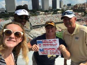 greg riddle attended Georgia Tech. Yellow Jackets vs. Kennesaw State Owls - NCAA Football on Sep 11th 2021 via VetTix