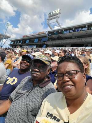 Jeff attended Georgia Tech. Yellow Jackets vs. Kennesaw State Owls - NCAA Football on Sep 11th 2021 via VetTix
