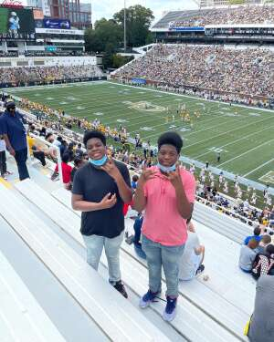 Vince attended Georgia Tech. Yellow Jackets vs. Kennesaw State Owls - NCAA Football on Sep 11th 2021 via VetTix