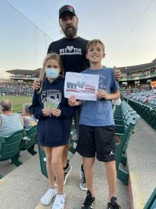 Click To Read More Feedback from Jersey Shore Blueclaws Vs. Greensboro Grasshoppers - MiLB