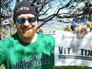 Click To Read More Feedback from Navy Midshipman vs. Marshall - NCAA Football
