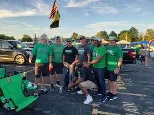 Ron Langley  attended Navy Midshipman vs. Marshall - NCAA Football on Sep 4th 2021 via VetTix