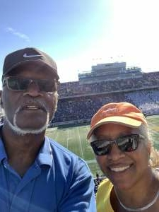 Jerry attended Navy Midshipman vs. Marshall - NCAA Football on Sep 4th 2021 via VetTix