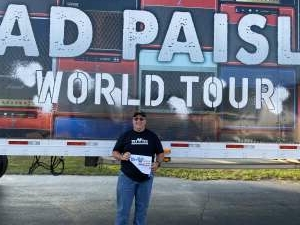 Click To Read More Feedback from Brad Paisley Tour 2021