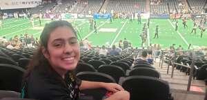 Gonzo attended IFL Playoffs Round 2 - Arizona Rattlers V. Duke City Gladiators on Sep 5th 2021 via VetTix