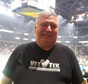 Eddie attended IFL Playoffs Round 2 - Arizona Rattlers V. Duke City Gladiators on Sep 5th 2021 via VetTix