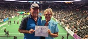 Click To Read More Feedback from IFL Playoffs Round 2 - Arizona Rattlers V. Duke City Gladiators