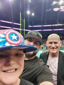 Ruben  Baca attended IFL Playoffs Round 2 - Arizona Rattlers V. Duke City Gladiators on Sep 5th 2021 via VetTix