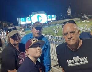 Click To Read More Feedback from The Citadel Bulldogs vs. North Greenville - NCAA Football