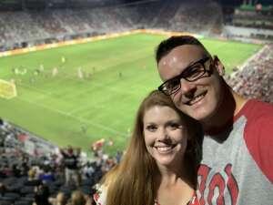 Ben attended DC United vs. Chicago Fire FC - MLS on Sep 15th 2021 via VetTix