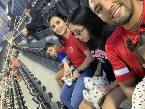 Thank you DC United. attended DC United vs. Chicago Fire FC - MLS on Sep 15th 2021 via VetTix