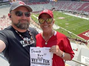 Click To Read More Feedback from Alabama Crimson Tide vs. Mercer Bears - NCAA Football