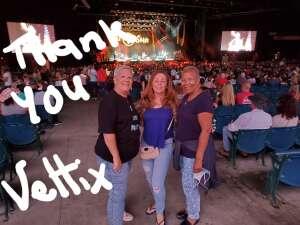 Sandy attended Brooks & Dunn Reboot 2021 Tour on Sep 16th 2021 via VetTix